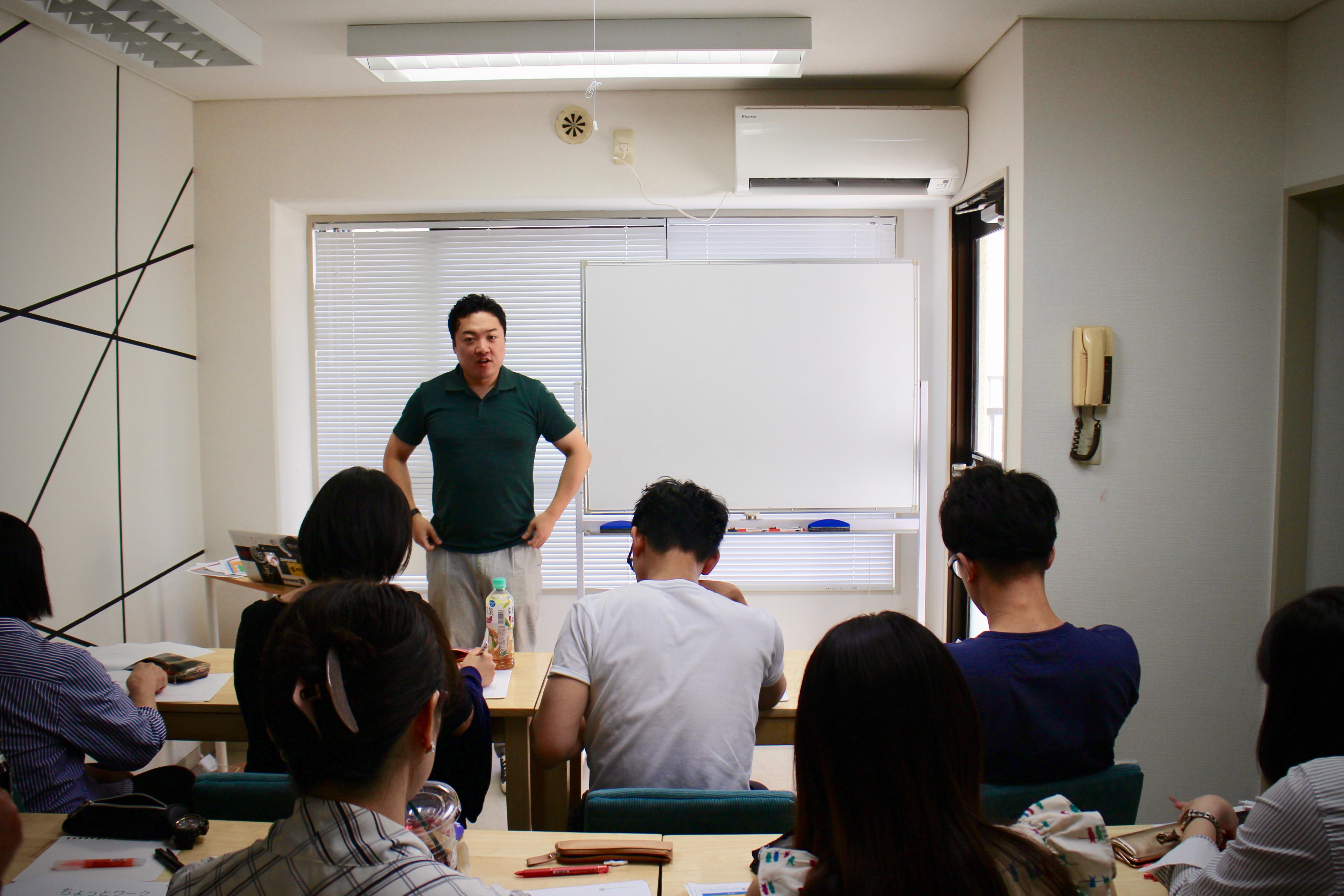 キャリコン学科対策講座の活動報告